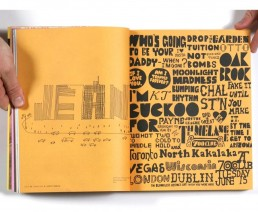 charlotte overton itchypalm graphic design, typography, hand drawn, doodles