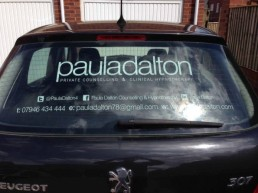 charlotte overton itchypalm graphic design, branding, logo design, vinyl printing, car wrapping