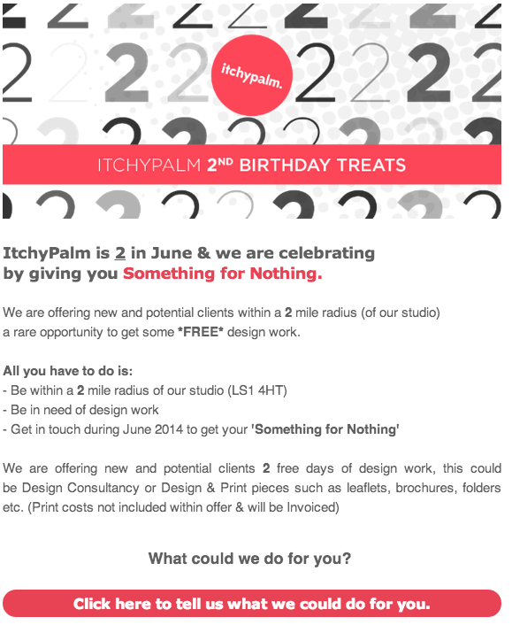ItchyPalms-2nd-Birthday-treats-leeds-graphic-design