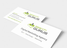 search gurus-itchypalm-graphic design-business cards